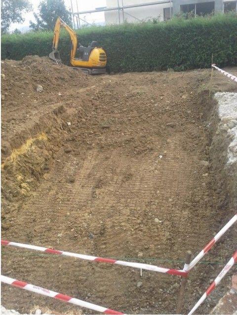 Construcción piscinas nuevas
