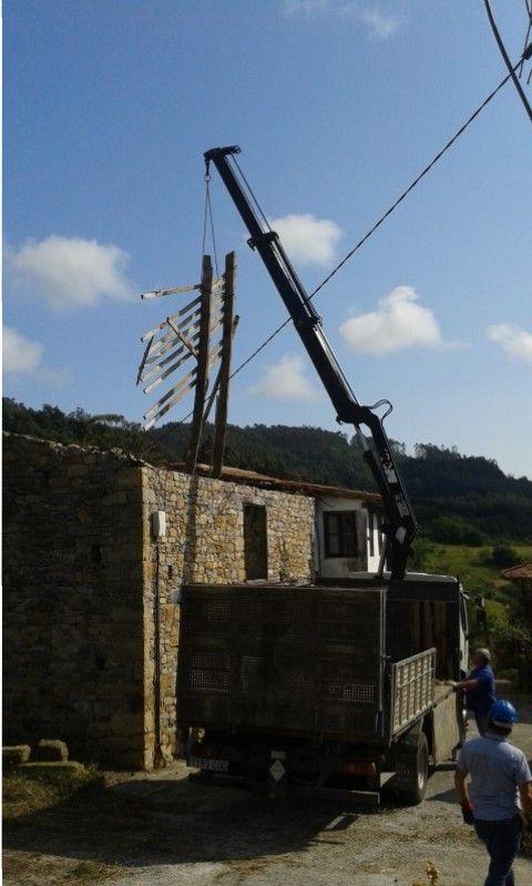 Obras infraestructura exvacaciones