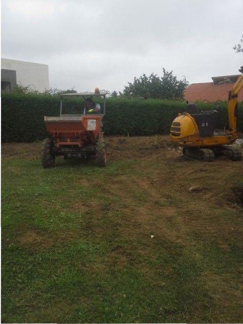 Demoliciones y excavaciones rápidas