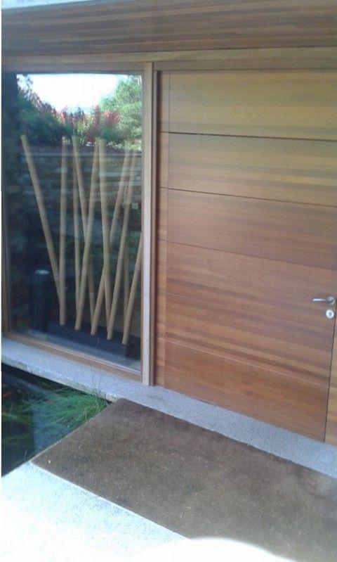 puertas externas colocación
