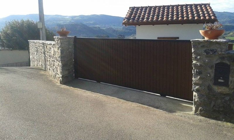 Puertas exterior nuevas