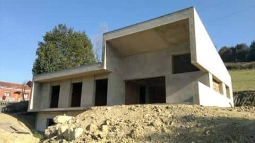 Viviendas de moderna construcción